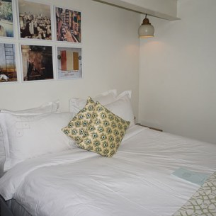 Abode Bombay Simple room