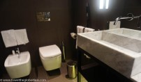 Grand Hotel Billia bathroom