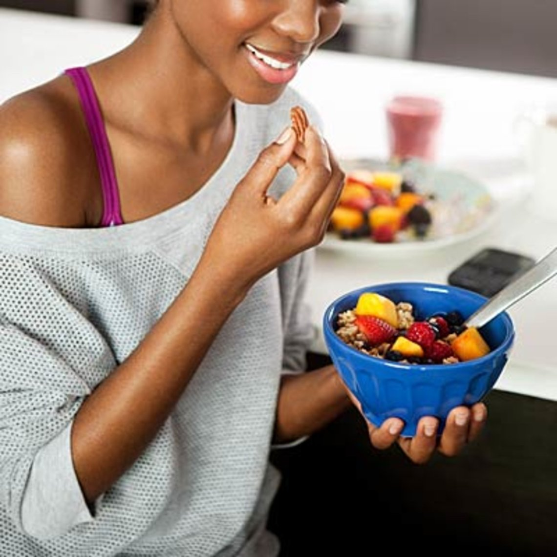 10 Healthy Eating Tips To Help You Stick With Your Die
