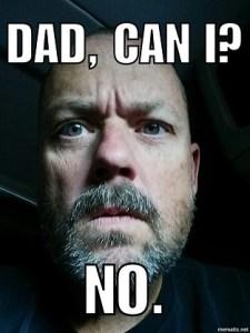 Dad NO