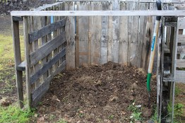 building compost