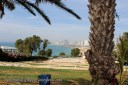 A beautiful view of Tel Aviv