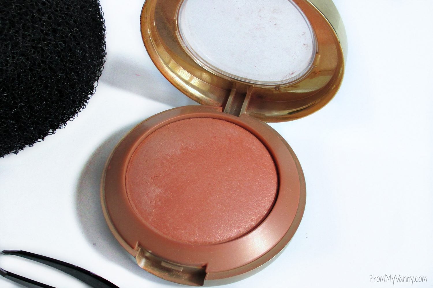 Monthly Beauty Favorites for September // Milani Baked Powder Blush in Luminoso 05 // FromMyVanity.com