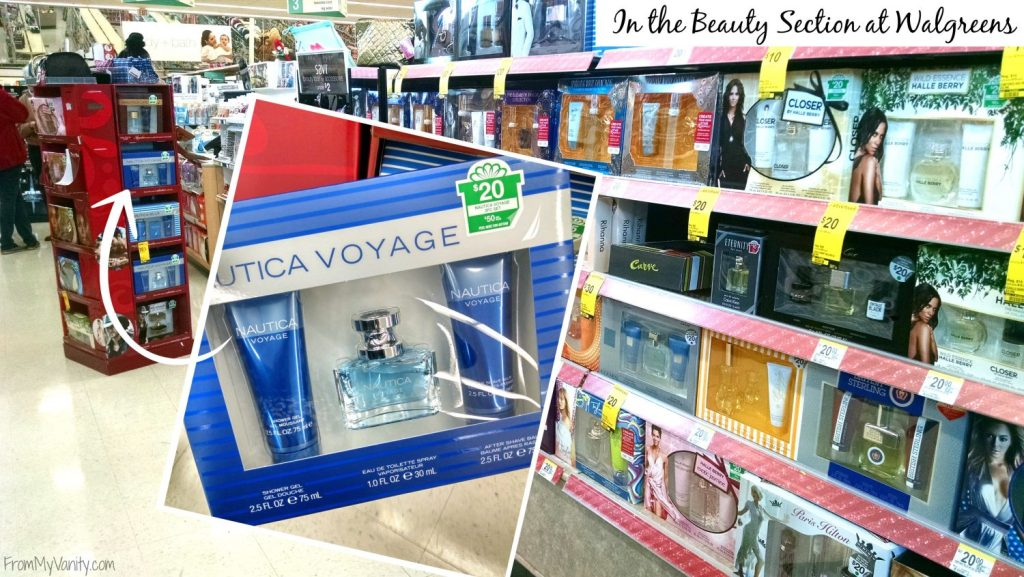 A Last Minute Gift Idea for HIM // Coty Fragrance Gift Sets // Nautica Gift Sets // Walgreens Shopping // #GiftingAMemory #ad FromMyVanity.com