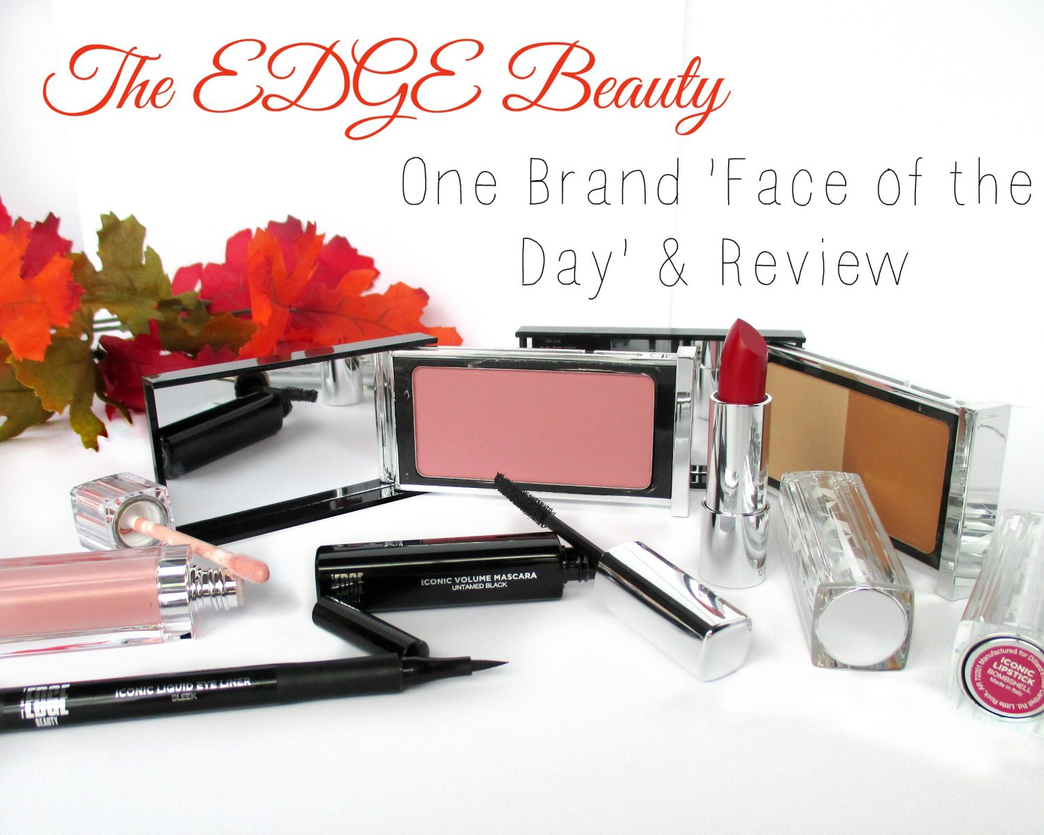 One Brand Tutorial & Review // The EDGE Beauty // FromMyVanity.com