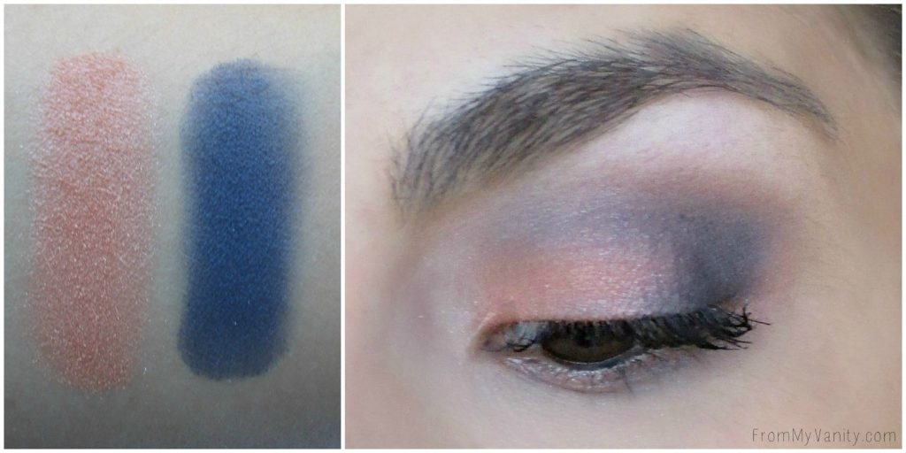 YoungBlood Perfect Pair // Mineral Eyeshadow Duos // Review, Swatches, & Eye Looks // Graceful Duo // @LadyKaty92 FromMyVanity.com