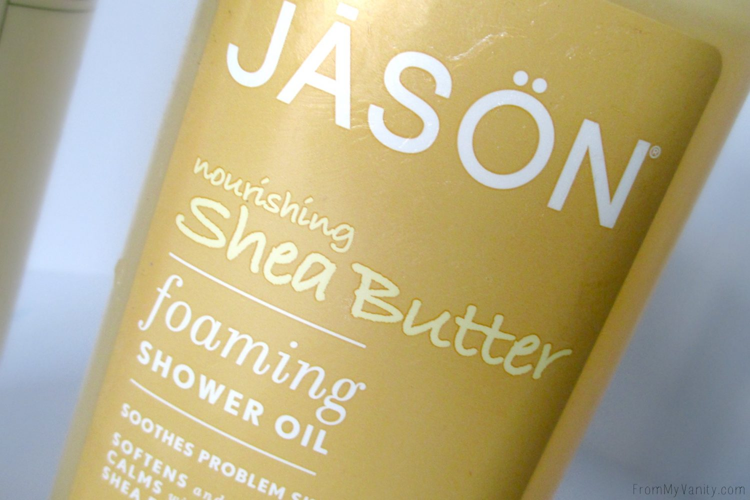 New Products from Avalon Organics, Jason, Alba Botanica, & Proactiv+ // Jason Foaming Shower Oil // @LadyKaty92 FromMyVanity.com