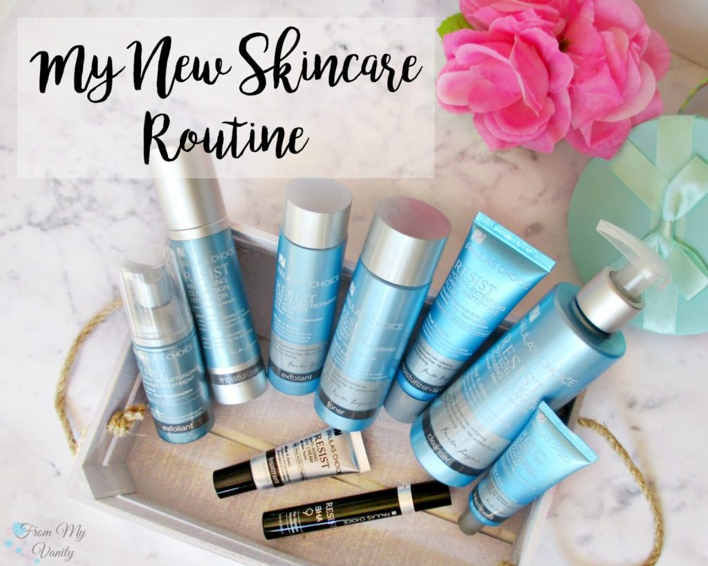 Summer is here, and a new skincare routine is definitely in order! Paula's Choice gets a lot of hype here, and for good reason!