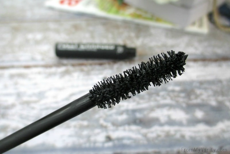 Close up of the PUR Fully Charged mascara wand   FromMyVanity.com