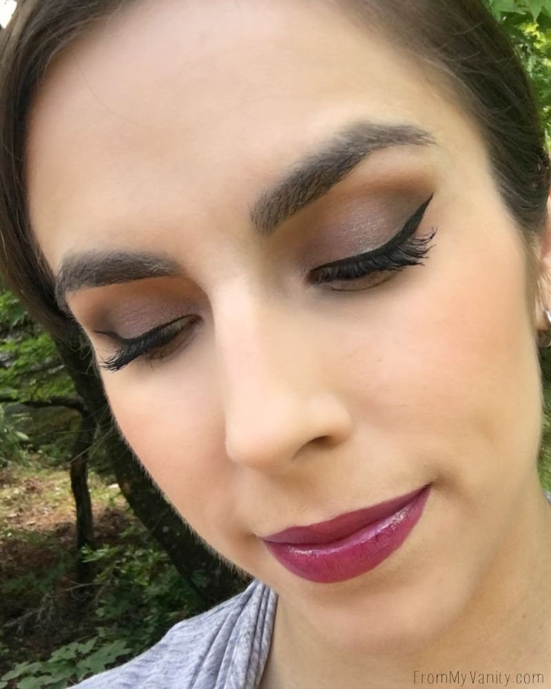 Easy face of the day featuring some great Sigma Beauty products & brushes!