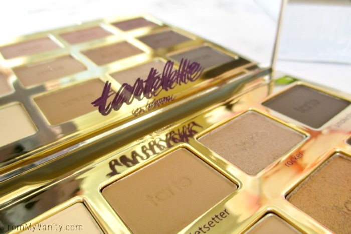 Click through to check out Tarte's new Tartelette In Bloom palette!