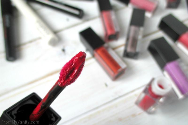 Applicator for the new Smashbox Always On liquid lipsticks