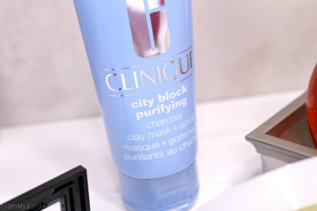 Clinique's clay mask is available at Bloomingdale's!