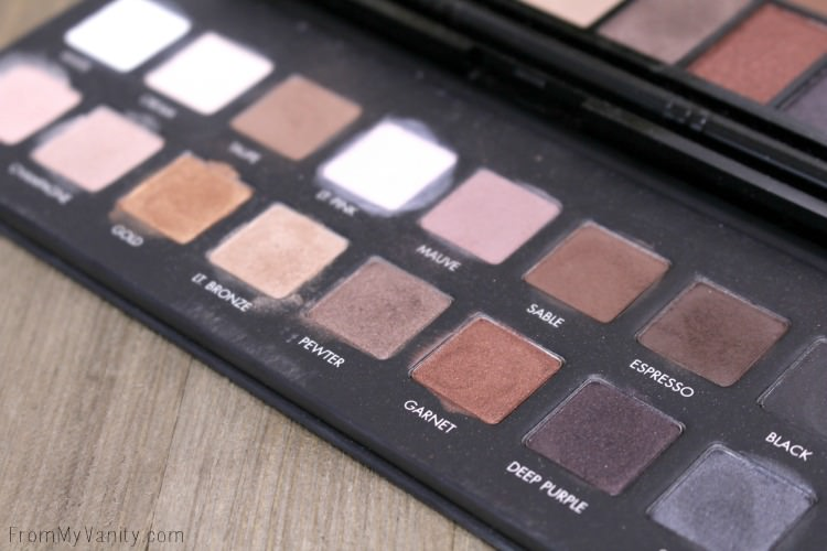 My very loved LORAC PRO palette