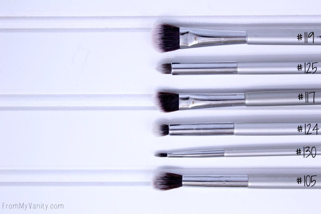 IT Brushes for ULTA Airbrushed Essentials Collection Eye Brushes