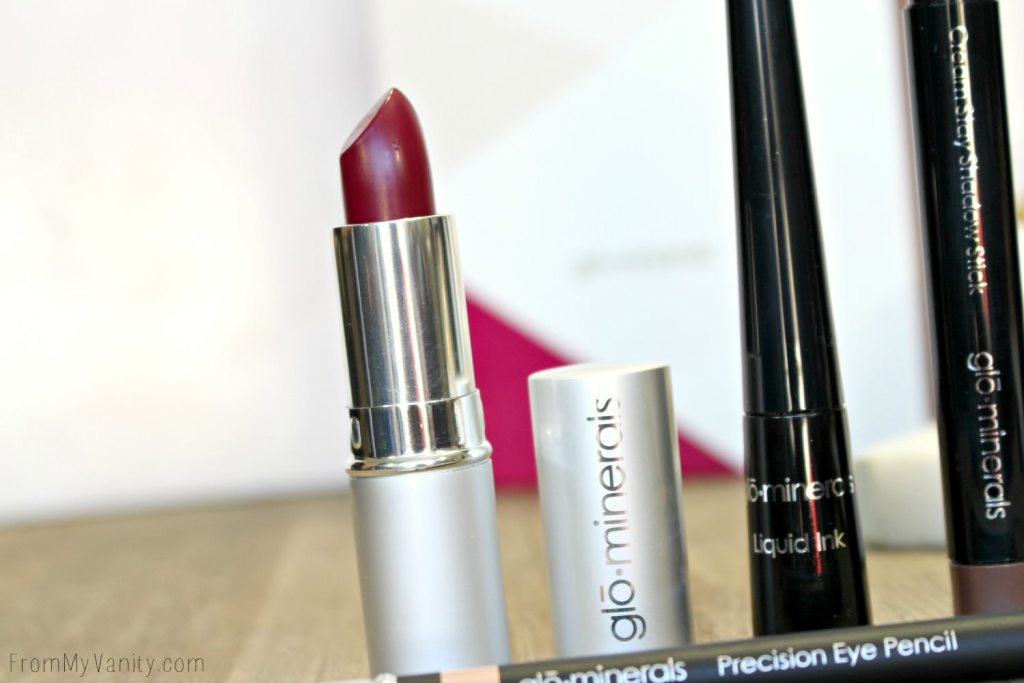 Glo Minerals Bold Pursuit Collection - Holiday Lipstick Color