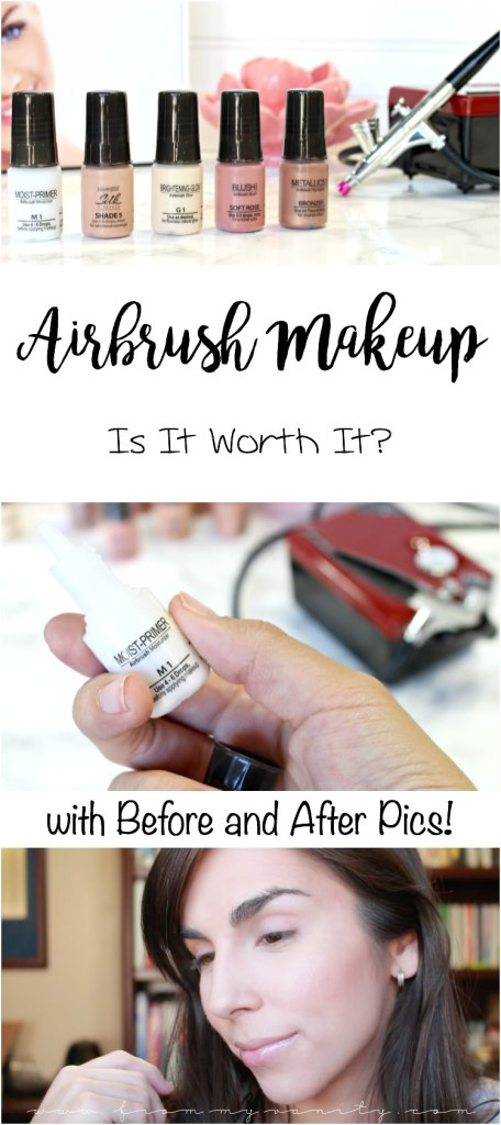 Is Airbrush Makeup worth the learning curve? Is it as flawless as they say? All the details on Luminess Air's products are in the post!