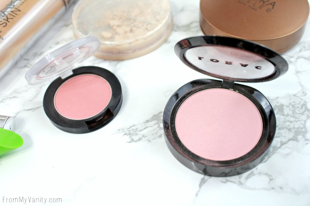 LORAC Color Source Buildable Blush in Tinge | Sigma Heavenly Blush | Best of Beauty