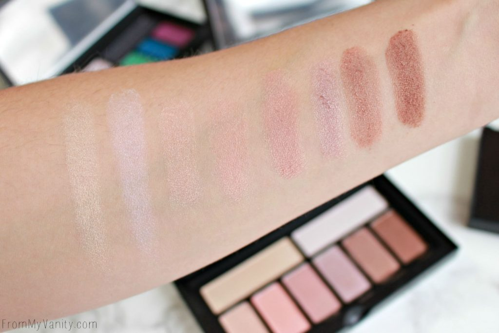 Smashbox Cover Shot Palette Collection | Soft Light | Swatches