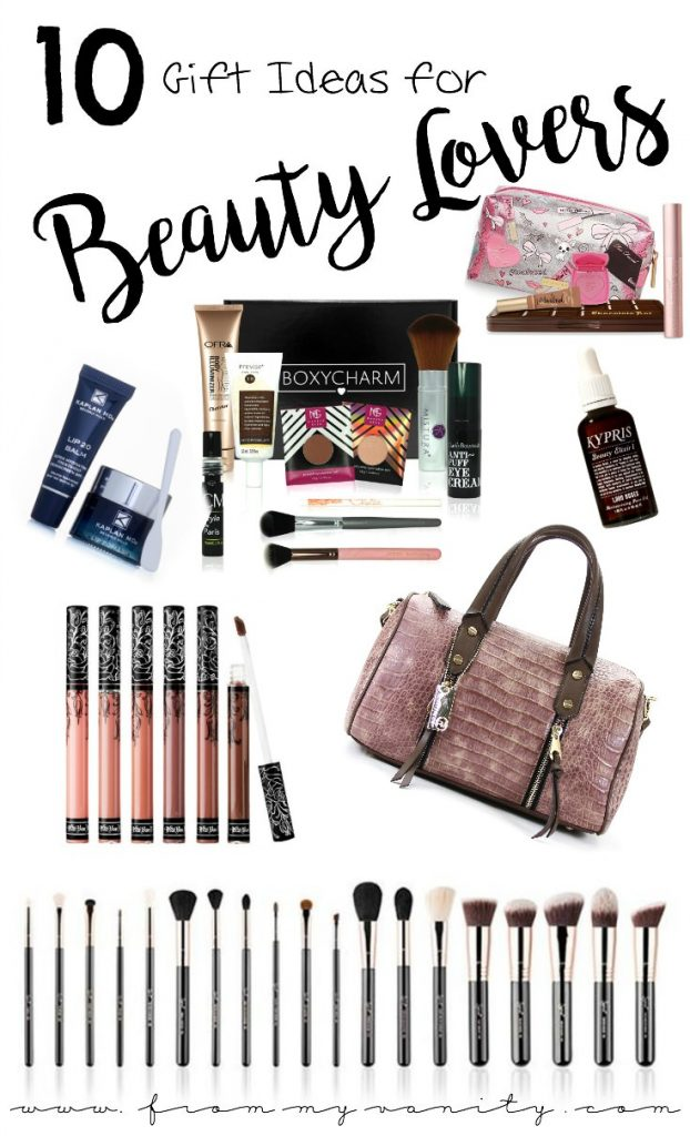 10 Valentine's Day Gifts for Beauty Lovers - gift ideas & splurge makeup gifts