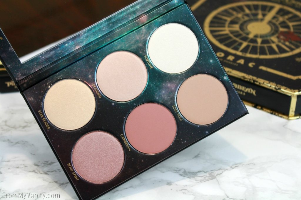 LORAC + Pirates of the Caribbean Collection | Review, Swatches, and Demo | Cheek Palette | Bronzer, Blush, & Highlighters