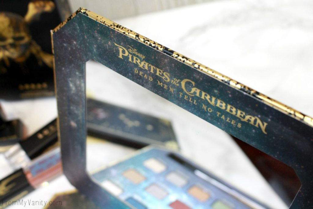 LORAC + Pirates of the Caribbean Collection | Review, Swatches, and Demo | Detail Work