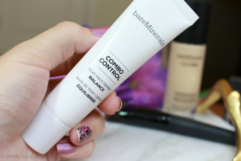 Bare Minerals barePro Performance Wear Collection | Combo Control Milky Face Primer | Balancing Primer