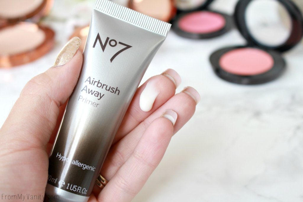 No7 Makeup | Reviews & Swatches | Airbrush Away Original Primer