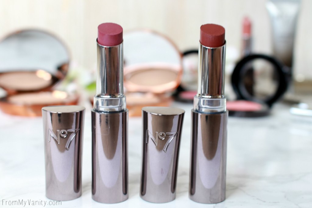 No7 Makeup | Reviews & Swatches | Stay Perfect Lipstick