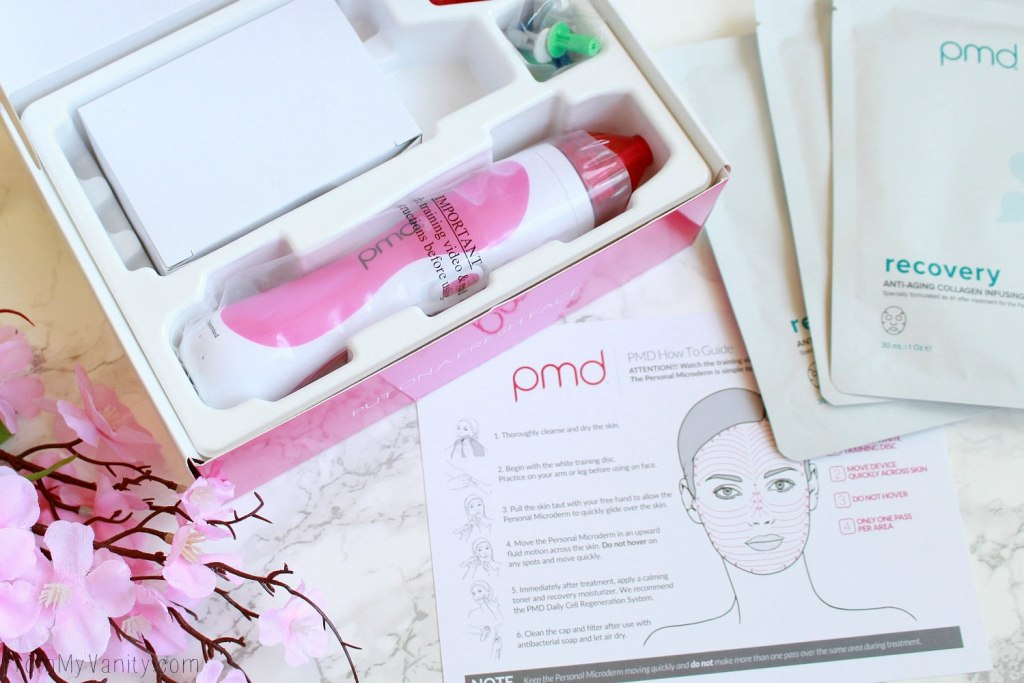 A REAL Beginners Guide To Using Your PMD MicroDerm | Unboxing