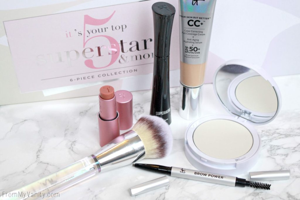 NEW IT Cosmetics & QVC TSV | IT's Your Top 5 Superstars