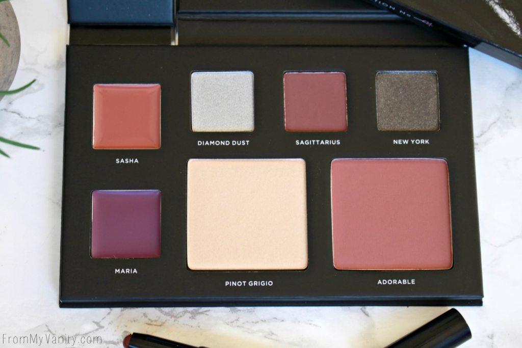 Deck of Scarlet | Review and Swatches | Edition Number 04 | Opened Palette