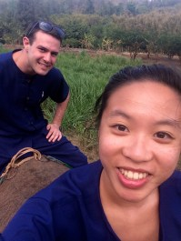 Elephant selfie!