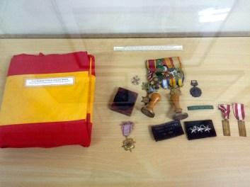 South Vietnamese artifacts.