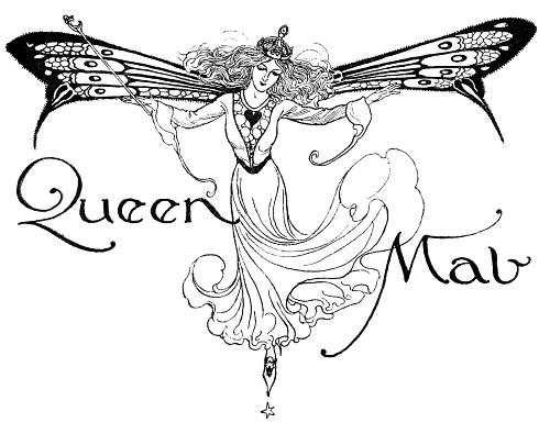 Queen Drawing And Mab Romeo Juliet