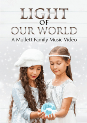 Light of Our World DVD