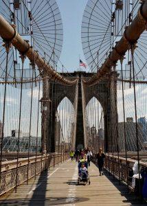Pont de Brooklyn NYC