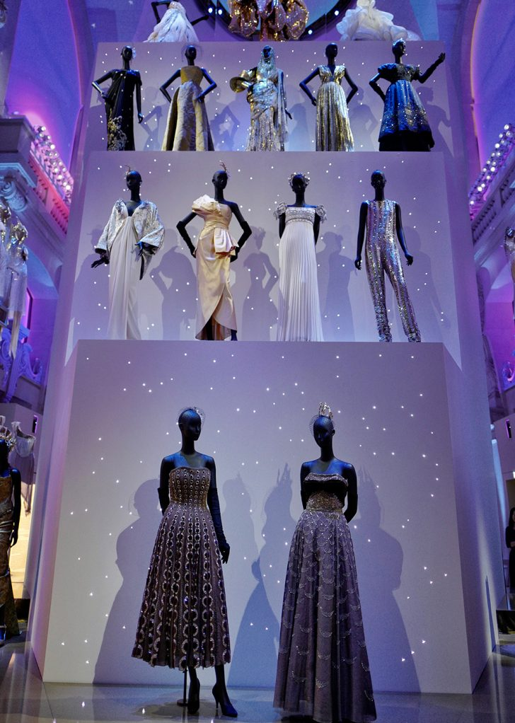 Haute Couture at he nave Dior