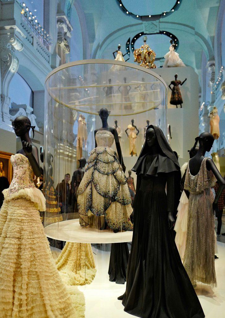 Haute Couture dresses 1949 Dior