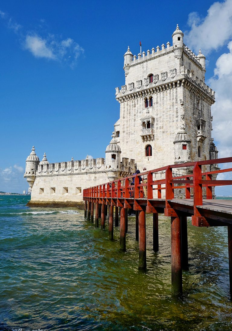 Belém Tower Lisbon