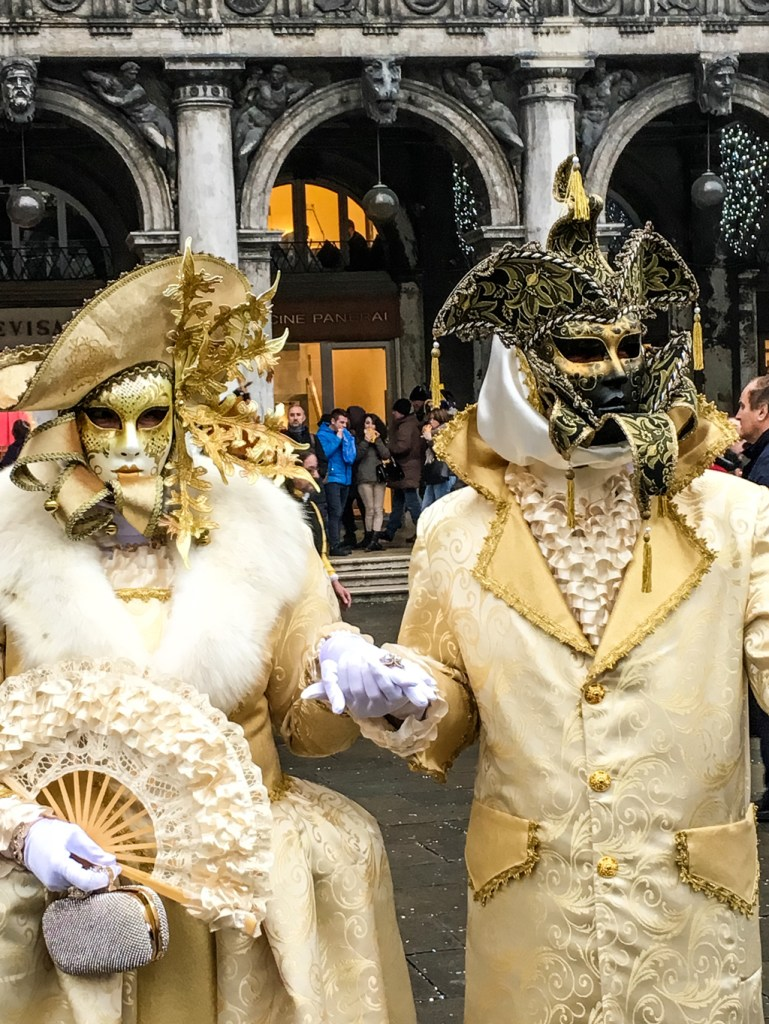 Carnival costume Venice
