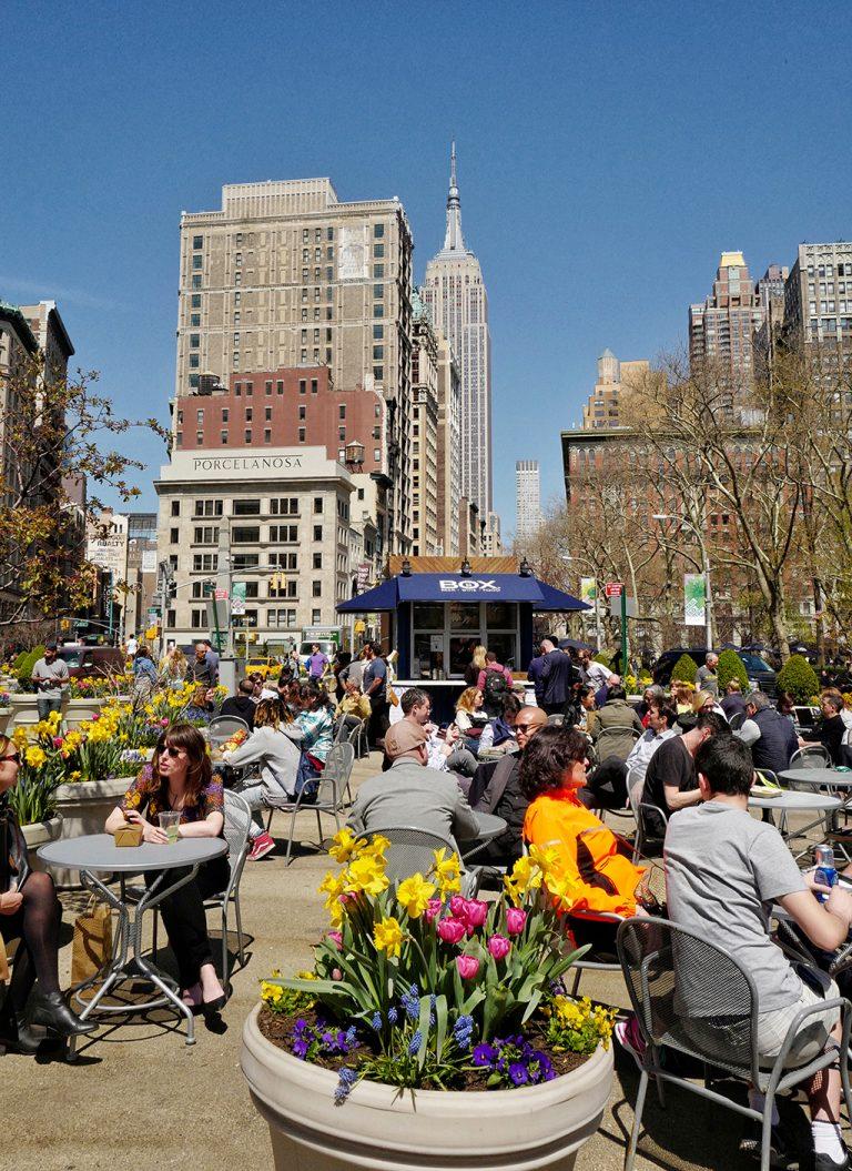 Bryan Park New York