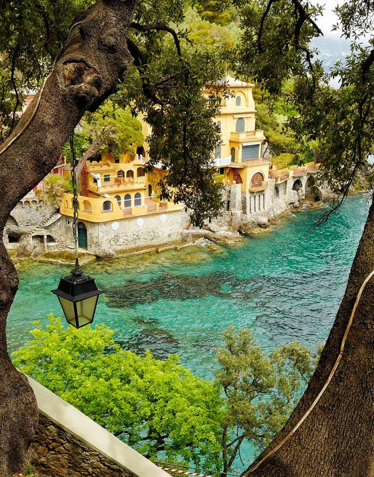 Portofino coast Italy