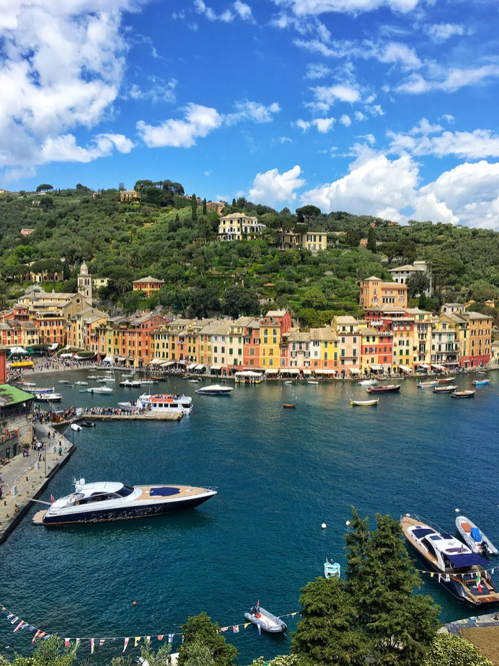 Portofino Port Ligurie