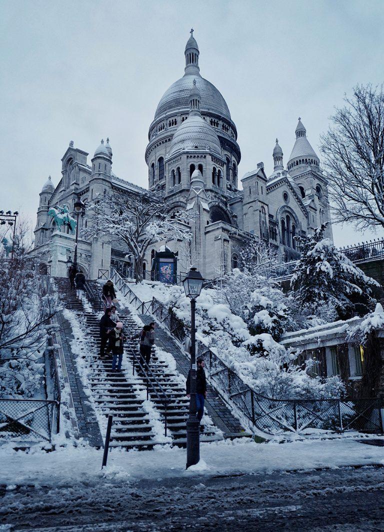 Basilique du Sacré Coeur de Montmartre Paris
