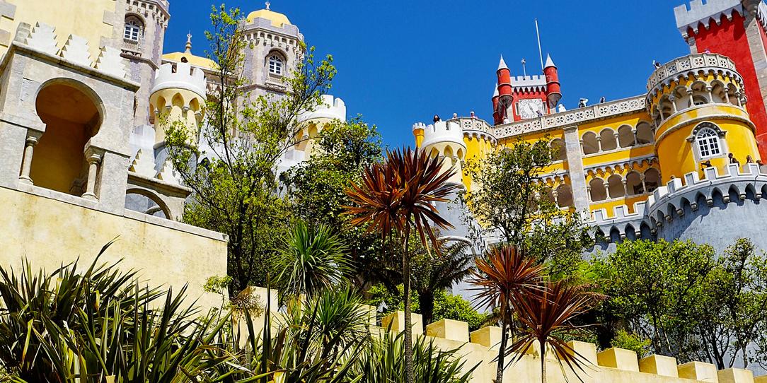 Palais de Pena Portugal