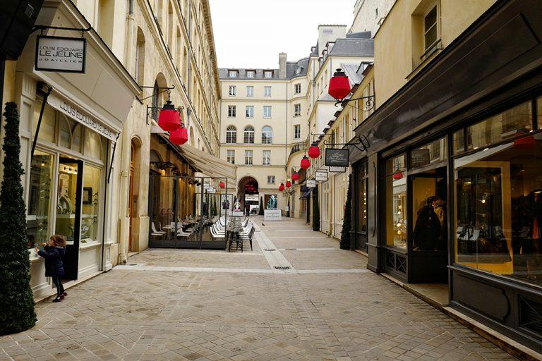 Passage Village Royal Paris 8e