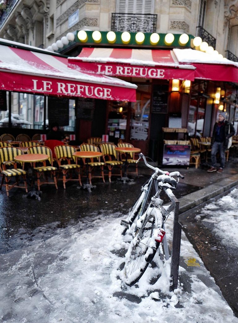Le Refuge Montmartre Paris