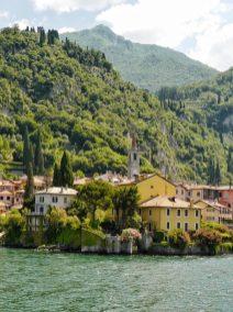 Village de Varenna Lac de Côme