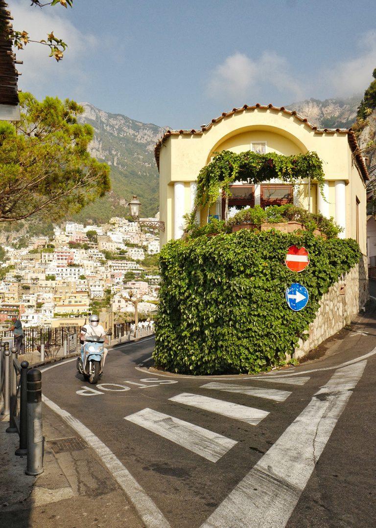 Via Cristoforo Colombo, Positano, Italy